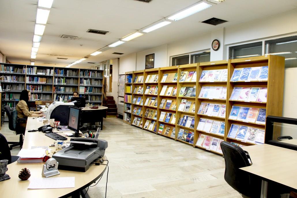 Mahab Quds Library 1