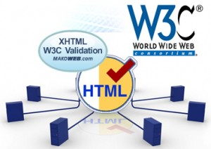 website-W3C-validation