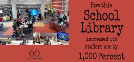 چگونه این کتابخانه آموزشگاهی عضویت دانشآموزانش را به سقف ۱۰۰۰ درصد افزایش داده است؟