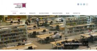 شرکت ایده های خلاقانه برای کتابخانه