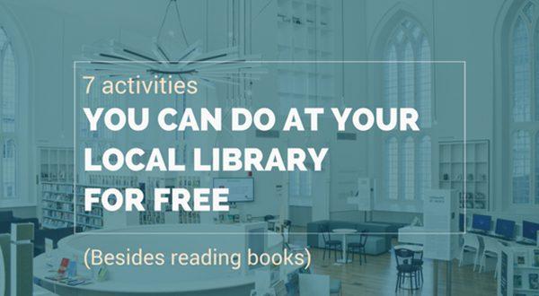 هفت فعالیتی که میتوانید بهطور رایگان در کنار مطالعۀ کتاب در کتابخانۀ محلیتان انجام دهید